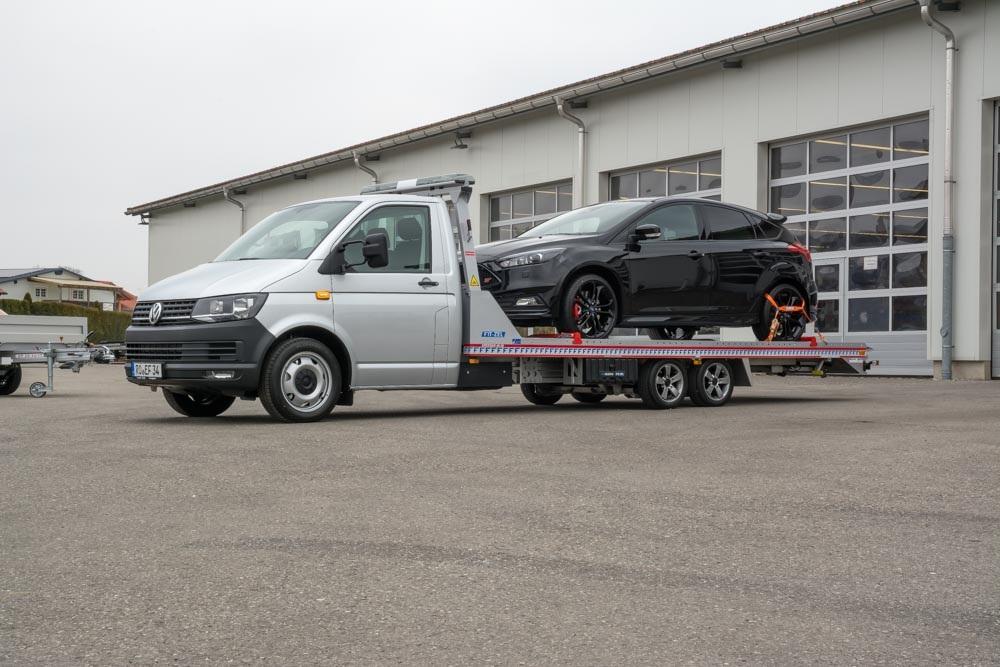 FIT-ZEL Speeder VW T6 Wabtec