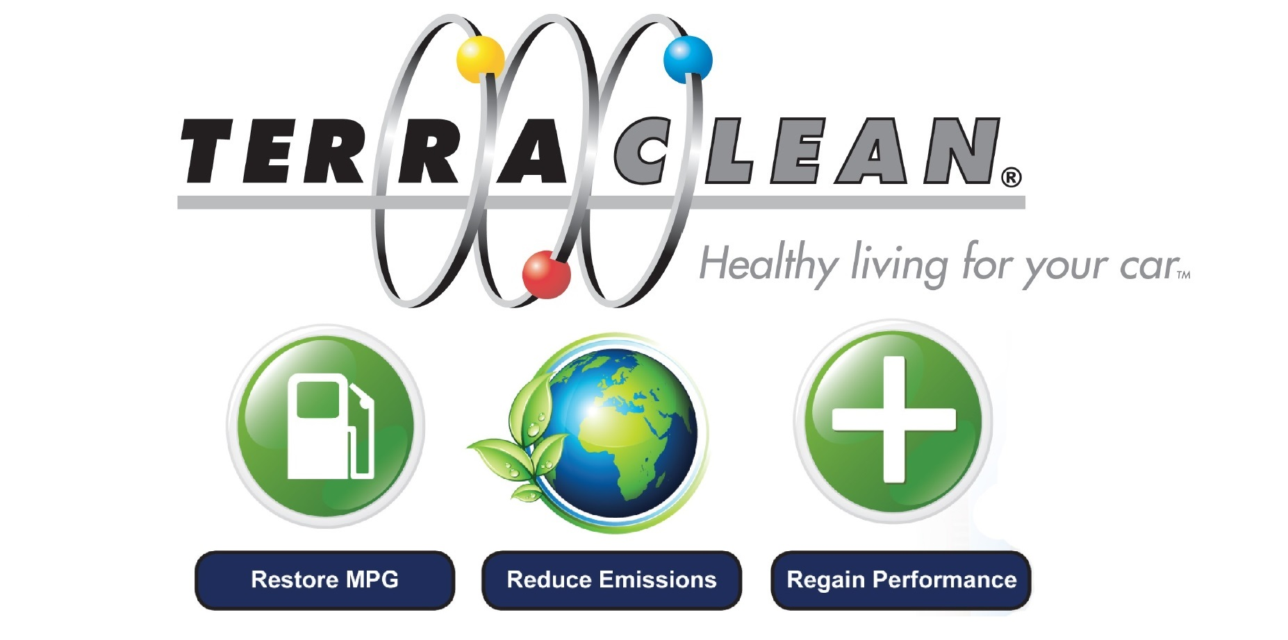terraclean with logo