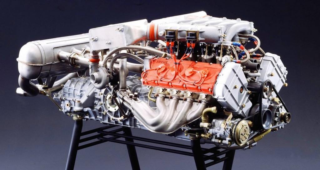 F40 engine
